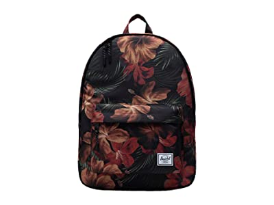 Herschel Supply Co. Classic (Tropical Hibiscus) Backpack Bags