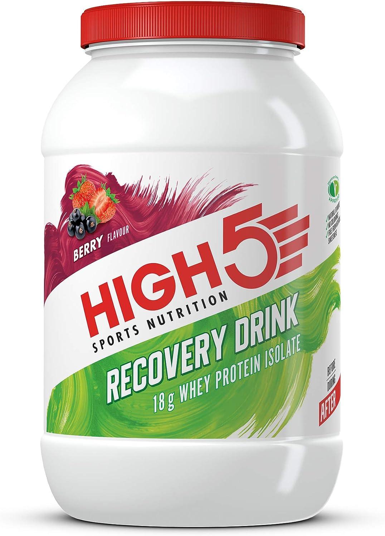 High5 High5 Bebida De Recuperación Con Alto Contenido En ...