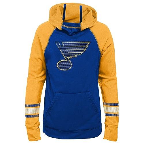 4de74f7d15 St Louis Blues Sweatshirt: Amazon.com