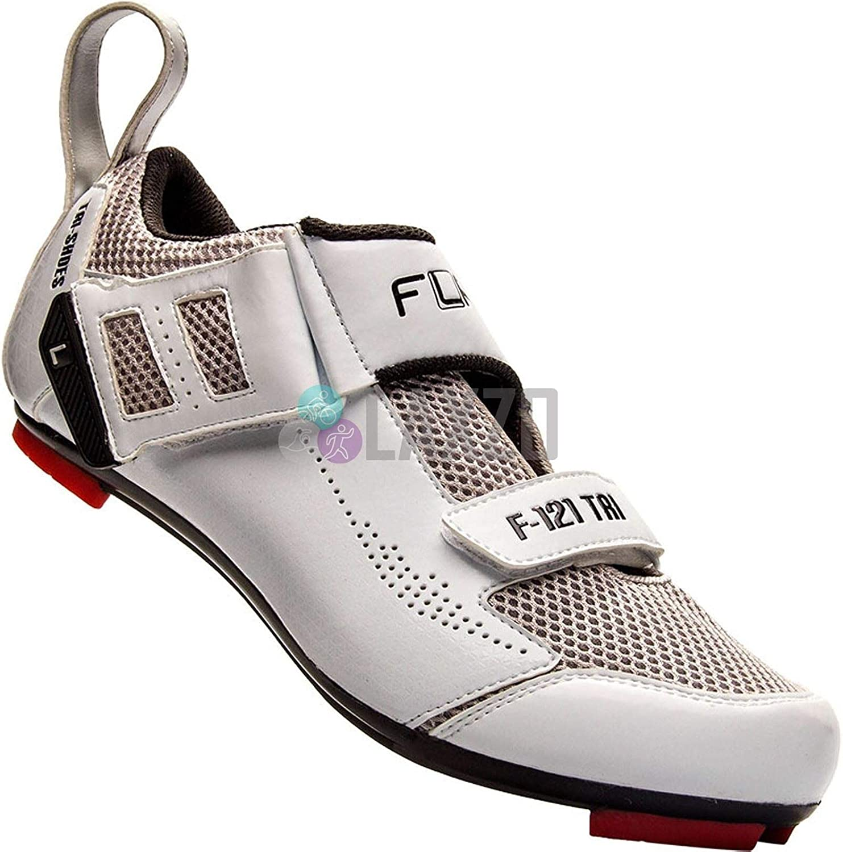 FLR F-121 Triathlon shoes in White - Size 46