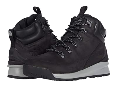 The North Face Back-to-Berkeley Mid Waterproof (TNF Black/Griffin Grey) Men