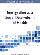 Immigration as a Social Determinant of Health: Proceedings of a Workshop