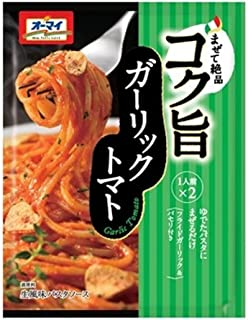 オーマイ コク旨ガーリックトマト 41.6g×2食