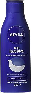 Nivea Body Milk Nutritiva Piel Extra Seca 250ml