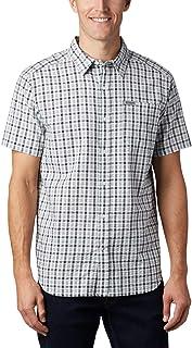 Columbia Brentyn Trail Camisa sirsaca de manga corta para hombre