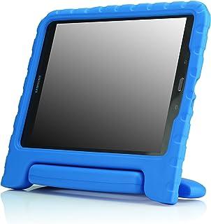 جراب MoKo Samsung Galaxy Tab A 9.7 - جراب أطفال مقاوم للصدمات قابل للطي خفيف الوزن واقٍ للغاية لجهاز Samsung Galaxy Tab A ...