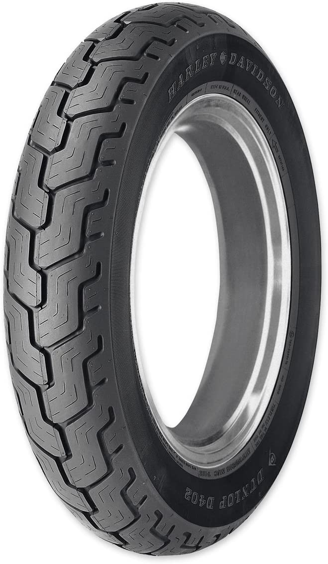 Dunlop Max 78% OFF Harley-Davidson All items free shipping D402 Rear Motorcycle 74H Tire MT90B-16
