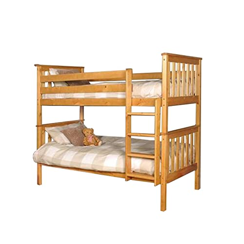 Bunk Beds With Mattresses Amazoncouk