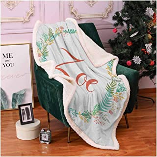 Zodiac Virgo Throws and Blankets, Stars and Symbols Theme Abstract Artistic Woman Figure Day and Night Concept Fleece Blanket Multicolor