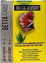Aquatic Remedies Aquatic Remedies Betta Care Twin Pack (Betta Perfect 50 ml + Betta Secure 50 ml), 100 milliL (Pack of 2)