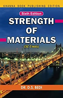 Strength Of Material by D.S. Bedi - Paperback