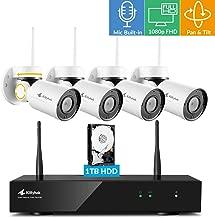 Best uniden wireless surveillance system with 2 cameras Reviews