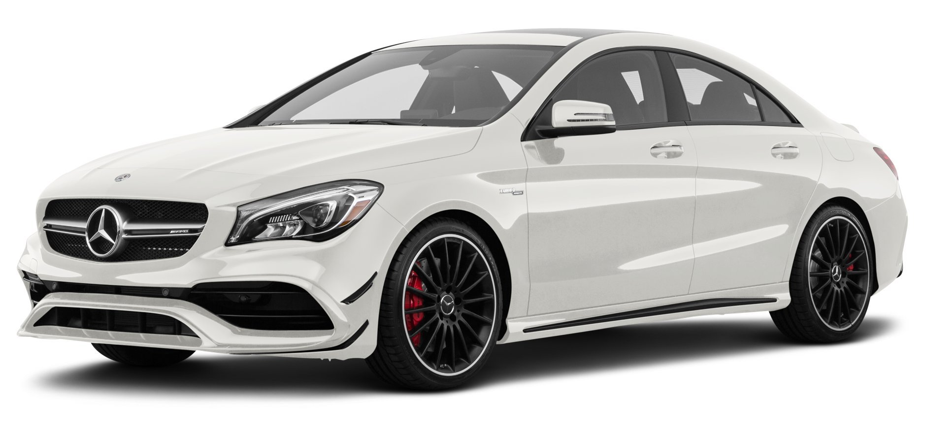 2018 Mercedes-Benz CLA45 AMG, 4MATIC Coupe ...
