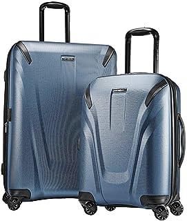 Samsonite Luggage Set Hyperspin NXT Collection 2-piece Hardside Luggage Set- (Blue)