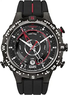 Intelligent Quartz Tide Temp Compass Watch