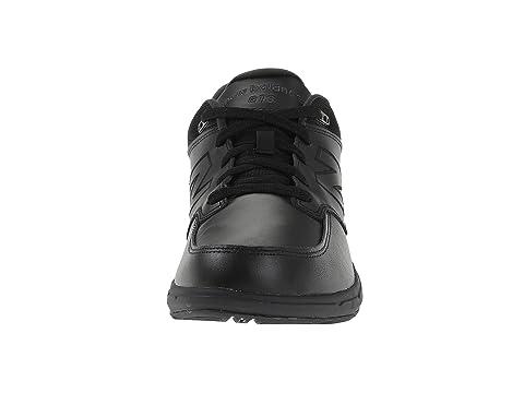 Nuevo Equilibrio Para Mujer Zapatos Para Caminar Negro pKrRi