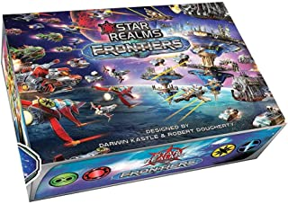 Frontiers Expansion Card Game