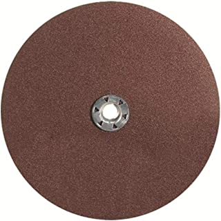 United Abrasives- SAIT 50083 Fiber Disc 2A, 9-1/8-Inch by 7/8-Inch 50X, 25-Pack