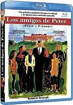 Los Amigos de Peter BD 1992 Peter's Friends [Blu-ray] [Blu-ray] [1992]