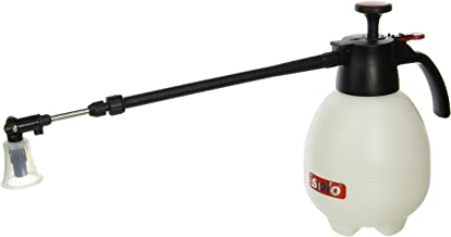 Solo 420 2-Liter One-Hand Pressure Sprayer with Adjustable Telescoping Wand