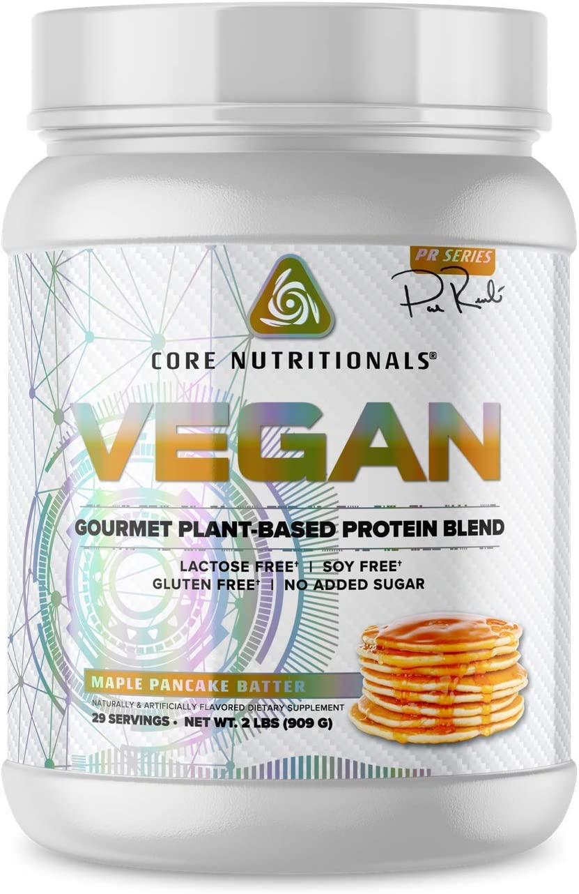 Core Nutritionals Platinum Vegan Protein Ranking TOP18 Ble Plant-Based Philadelphia Mall Gourmet