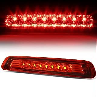 For 03-09 4Runner N210 w/o Spoiler Rear High Mount LED 3rd Tail Brake Light (Red Lens)