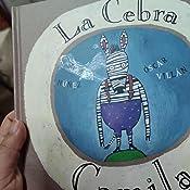 La cebra Camila (Obras de autor): Amazon.es: Núñez, Marisa