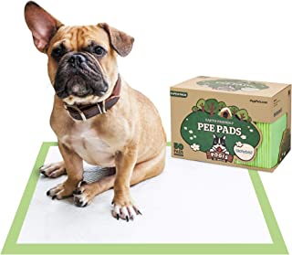 Pogi's Training Pads (50-Count) - Earth-Friendly, Large, Super-Absorbent, Puppy Pads for Dogs