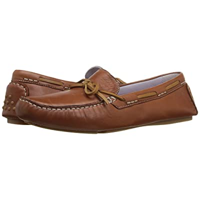 Johnston & Murphy Maggie Camp Moc (Chestnut Glove Leather) Women