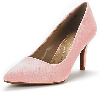 Best pink wedge pumps Reviews