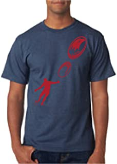RUGBYTIME USA Eagles Vintage Rugby T-Shirt