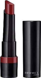 Rimmel London Lasting Finish Matte Lipstick, 530 True Red - 2.3g