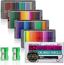 152 مداد رنگی با کیفیت Feela