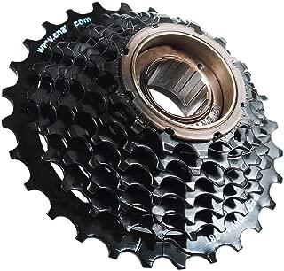 EBIKELING 7-Speed Bicycle Bike Freewheel Cassette Gear 14-28 ebike