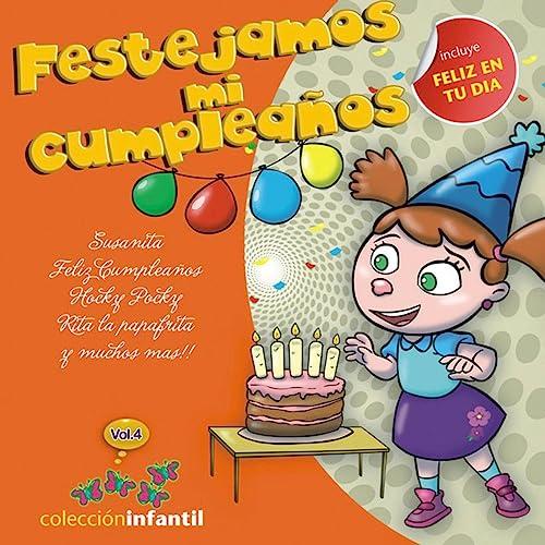 Festejamos mi Cumpleaños by Colección Infantil on Amazon ...