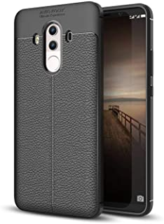 Huawei Mate 10 Pro Shockproof Black TPU Cover Case