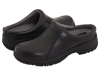 Dansko Wil (Black Smooth Leather) Men