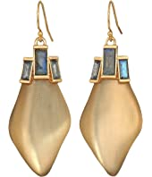 Alexis Bittar - Dancing Baguette Drop Earrings