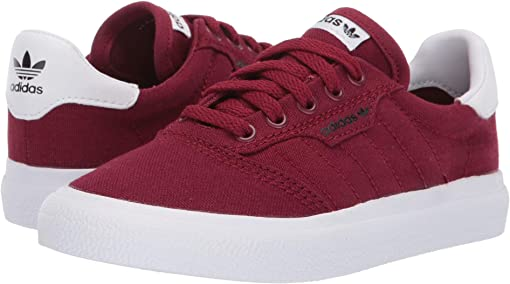 Collegiate Burgundy/Footwear White/Core Black