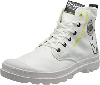 Palladium Pampa Recycled Metro, Basket Mixte