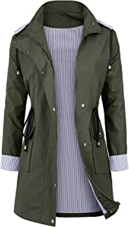 Best belted raincoat with hood Reviews