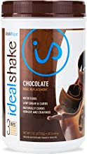 IdealShake Meal Replacement Shakes |11-12g of Healthy Whey Protein Blend | Promotes Weight Loss | 22 Essential Vitamins & Minerals | 5g of Fiber | Chocolate | 30 Servings