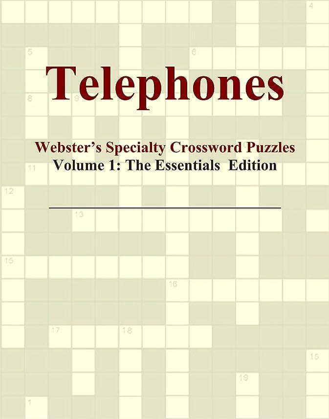 バクテリア懐疑論墓Telephones - Webster's Specialty Crossword Puzzles, Volume 1: The Essentials Edition