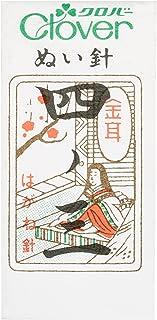 Clover 金耳針 四ノ三 No.8 25本入り 11-370