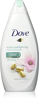 Dove Purely Pampering Body Wash - International Version (3 Pack)