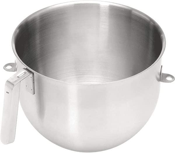 KitchenAid 商用 8 Qt 碗不锈钢 NSF