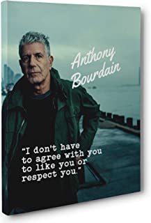 Best anthony bourdain painting Reviews