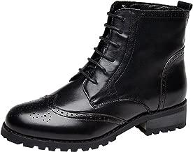 Amazon.es: Zapatos Oxford Mujer