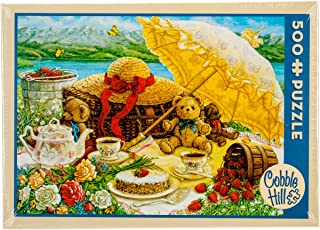 Outset Media Jigsaw Puzzle 500 Pieces -Teddy Bear Picnic