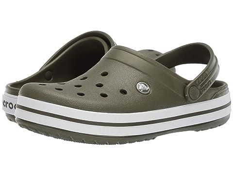 82377ff3379145 Crocs Crocband Clog at Zappos.com